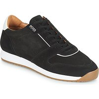 BOSS Casual  SONIC RUNNING  men's Shoes (Trainers) in Black