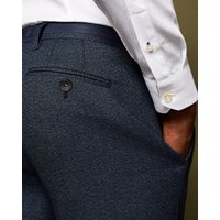 Slim Semi Plain Trousers