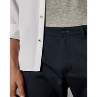 Semi Plain Regular Fit Trousers