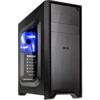 KOLINK Pitch ATX Mid-Tower PC Case, Blue