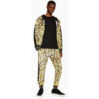 Mens Multi Jaded Velvet Chain Joggers*, Multi