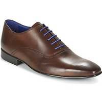 Azzaro  NOBODAR  men's Smart / Formal Shoes in Brown