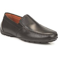 Geox  MONET  men's Loafers / Casual Shoes in Black