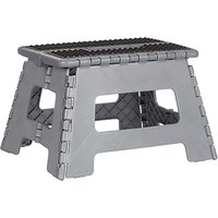 John Lewis & Partners Folding Plastic Step Stool