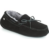Just Sheepskin  TORRINGTON  men's Slippers in Black