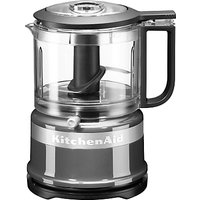KitchenAid Mini Food Processor, Silver