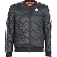 adidas  SST QUILTED  men's Jacket in Black