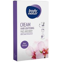 Body Natur hair lightening cream. 2 x 50