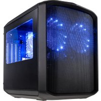 KOLINK Sanctuary micro-ATX Cube PC Case, Blue