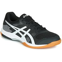 Asics  GEL-ROCKET 8  men's Indoor Sports Trainers (Shoes) in Black