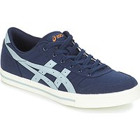 Asics  AARON CANVAS  men's Shoes (Trainers) in Blue