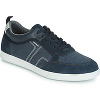 Geox  U WALEE  men's Shoes (Trainers) in Blue