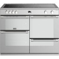 STOVES Sterling S1100Ei 110 cm Electric Induction Range Cooker - Stainless Steel, Stainless Steel