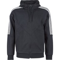 adidas  NMD HOODY FZ  men's Tracksuit jacket in Black