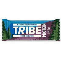 Tribe Natural Protein Bar Choc Brownie 50g