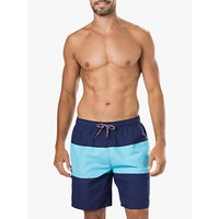 Speedo Panel Leisure 18 Swim Shorts, Blue