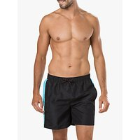 Speedo Sport Vibe 16 Swim Shorts, Black