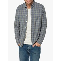 SELECTED HOMME Gunnar Check Shirt, Medium Blue Check