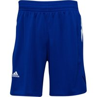 adidas Mens Ekit Basketball Shorts Collegiate Royal/White