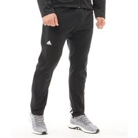 adidas Mens Ekit Snap Basketball Pants Black/White