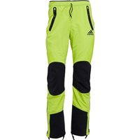 adidas Mens TERREX Skyclimb Pants Semi Solar Yellow