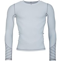 Canterbury Mens Unbranded Compression Top White
