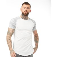 Crosshatch Mens Alamein T-Shirt White