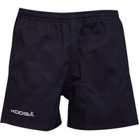 KooGa Mens Murrayfield Rugby Shorts Navy
