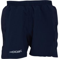 KooGa Mens Antipodean 2 Performance Rugby Shorts Navy