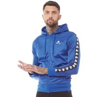 Money Mens Tricot Zip Thru Track Top Blue