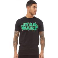 Star Wars Logo Lights T-Shirt Black