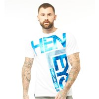 Henleys Mens Fleek T-Shirt White