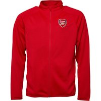 Puma Mens AFC Arsenal Royal Crest Poly Top High Risk Red
