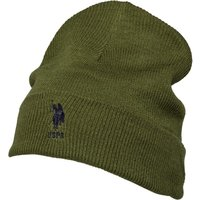 U.S. POLO ASSN. Mens Willow Beanie Chive