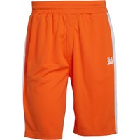 UCLA Mens Contrast Stripe Sweat Shorts Orange Peel