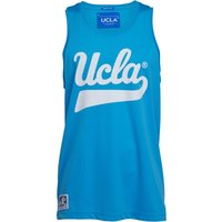 UCLA Mens Contrast Piping Vest Victoria Blue