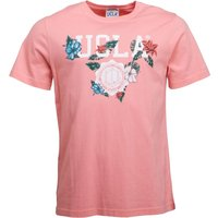 UCLA Mens Estrad T-Shirt Flamingo Pink