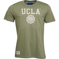 UCLA Mens Powell T-Shirt Oil Green
