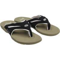 Animal Mens Fader Flip Flops Lizard Green