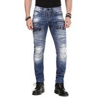 Cipo And Baxx  -  men's Skinny Jeans in Blue