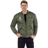 Cipo And Baxx  -  men's Jacket in Green