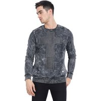 Cipo And Baxx  -  men's Sweatshirt in Grey