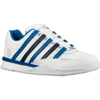 K-Swiss  Baxter  men's Shoes (Trainers) in White