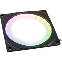PHANTEKS Halos Digital RGB LED Fan Frame - 120 mm, Black, Black