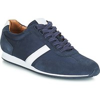 BOSS Casual  ORLANDO LOW PROFILE  men's Shoes (Trainers) in Blue