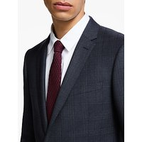 Kin Check Suit Jacket, Blue