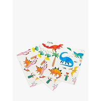 Talking Tables Dinosaur Party Napkins, Pack of 20