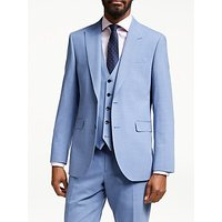 John Lewis & Partners Tailored Suit Jacket, Airforce Blue