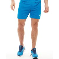 Asics Mens Bermuda Gym Shorts Race Blue