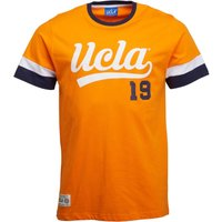 UCLA Mens Keith T-Shirt Orange Peel